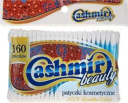 Parfémy, Parfumerie, kosmetika Bavlněné tyčinky v plastovém sáčku, 160ks - Cashmir