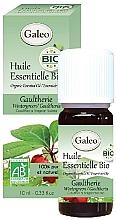 Parfémy, Parfumerie, kosmetika Organický esenciální olej Líbavka - Galeo Organic Essential Oil Gaultherie
