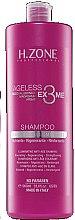 """Parfémy, Parfumerie, kosmetika Šampon na vlasy """"Omlazující"""" - H.Zone Ageless Ex3me Anti-Age Illuminante Shampoo"""