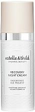 Parfémy, Parfumerie, kosmetika Regenerační noční krém - Estelle & Thild BioDefense Instant Recovery Night Cream