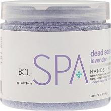 Parfémy, Parfumerie, kosmetika Mořská sůl - BCL SPA Jasmine Lavender Salt Soak