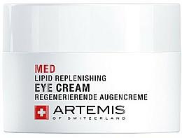 Parfémy, Parfumerie, kosmetika Regenerační oční krém - Artemis of Switzerland Med Lipid Replenishing Eye Cream