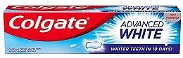 Parfémy, Parfumerie, kosmetika Zubní pasta Bilé zuby během 10 dní - Colgate Advanced White