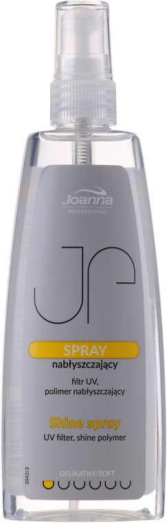 Sprej pro lesk vlasů - Joanna Professional Shine Spray — foto N1