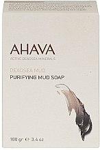 Parfémy, Parfumerie, kosmetika Bahenní mýdlo - Ahava Source Mud Soap