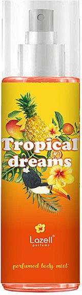 Lazell Tropical Dreams - Tělový sprej