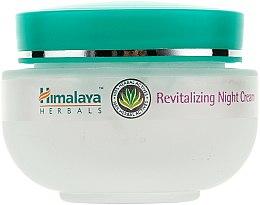 Parfémy, Parfumerie, kosmetika Noční regenerační krém - Himalaya Herbals Revitalizing Night Cream