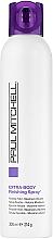 Parfémy, Parfumerie, kosmetika Fixační sprej pro extra objem se silnou fixací - Paul Mitchell Extra-Body Finishing Spray