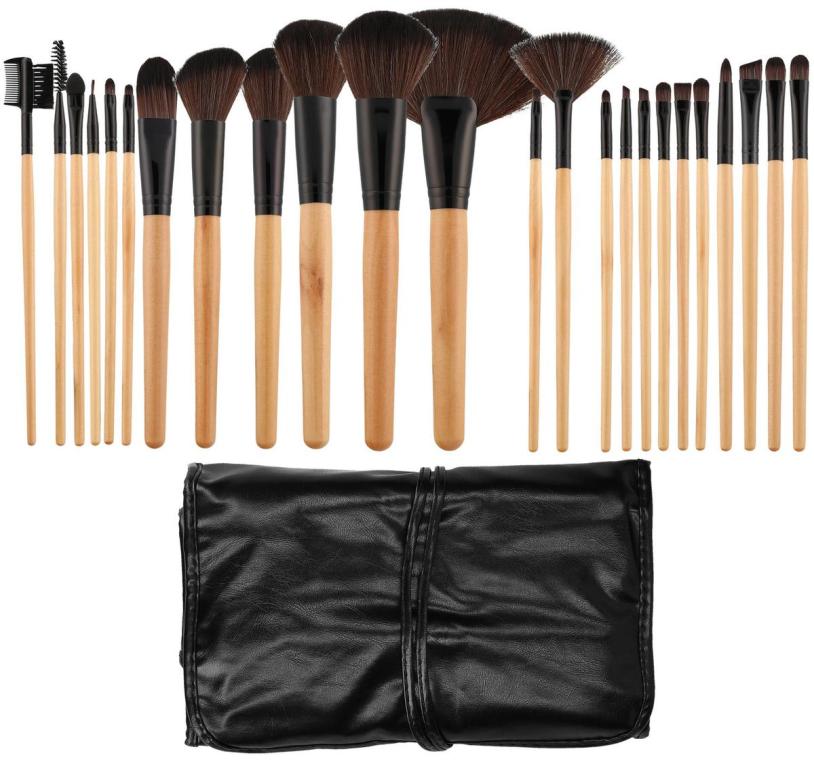 Sada profesionálních make-up štětců, 24ks - Tools For Beauty
