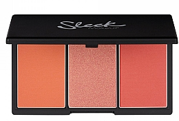 Parfémy, Parfumerie, kosmetika Tvářenka - Sleek MakeUP Blush By 3 Palette