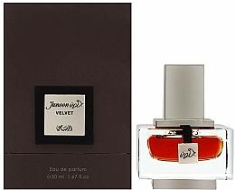 Parfémy, Parfumerie, kosmetika Rasasi Junoon Velvet Pour Homme - Parfémovaná voda