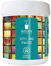 Parfémy, Parfumerie, kosmetika Stylingová pasta na úpravu vlasů № 124 - Bioturm Styling Paste