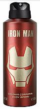 Parfémy, Parfumerie, kosmetika Deodorant - Marvel Iron Man Deodorant