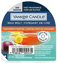 Parfémy, Parfumerie, kosmetika Aromatický vosk - Yankee Candle Wax Melt Passion Fruit Martini