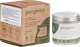 Parfémy, Parfumerie, kosmetika Přírodní zubní pasta - Georganics Tea Tree Natural Toothpaste