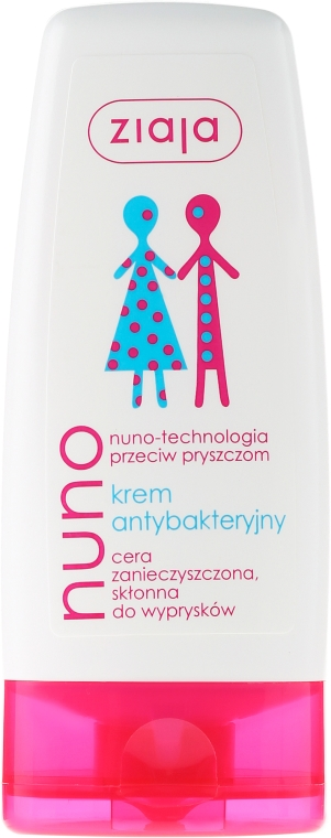 Krém antibakteriální - Ziaja Antibacterial Cream