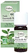 Parfémy, Parfumerie, kosmetika Organický esenciální olej Čajovník - Galeo Organic Essential Oil Tea Tree