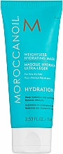 Parfémy, Parfumerie, kosmetika Lehká hydratační maska pro jemné vlasy - Moroccanoil Weightless Hydrating Mask Moroccanoil