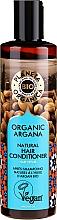 Parfémy, Parfumerie, kosmetika Obnovující balzám na vlasy - Planeta Organica Organic Argana Natural Hair Conditioner