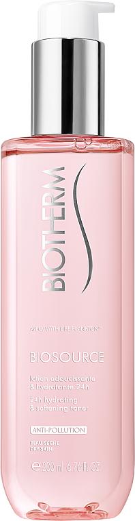 Mléko pro suchou plet' - Biotherm Biosource Softening Toner Dry Skin — foto N1