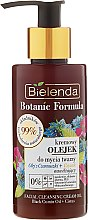 Parfémy, Parfumerie, kosmetika Krém-olej na mytí - Bielenda Botanic Formula Black Seed Oil Cistus Cleansing Cream Oil