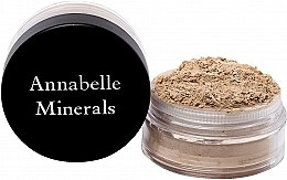 Minerální pudr na obličej - Annabelle Minerals Coverage Foundation (mini) — foto N2