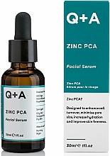 Parfémy, Parfumerie, kosmetika Pleťové sérum - Q+A Zinc PCA Facial Serum