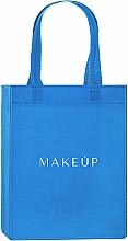 """Parfémy, Parfumerie, kosmetika Nákupní taška, modrá """"Springfield"""" - MakeUp Eco Friendly Tote Bag"""