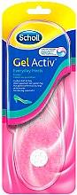 Parfémy, Parfumerie, kosmetika Gelové vložky do bot s průměrnými podpatky - Scholl Gel Activ Everyday Heels