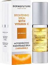 Parfémy, Parfumerie, kosmetika Sérum s vitamínem C - DermoFuture Brightening Serum With Vitamin C