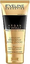 Parfémy, Parfumerie, kosmetika Krém-sérum na ruce a nehty - Eveline Cosmetics Spa Professional Argan&Vanilla