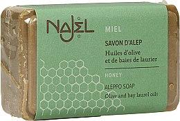 Parfémy, Parfumerie, kosmetika Alepské mýdlo medové - Najel Soap
