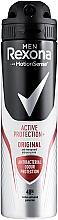 "Parfémy, Parfumerie, kosmetika Deodorant-sprej ""Antibakteriální účinek"" - Rexona Men MotionSense Active Shield Anti-Perspirant"
