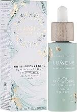Parfémy, Parfumerie, kosmetika Obnovující sérum na obličej - Lumene Harmonia Nutri-Recharging Revitalizing Serum