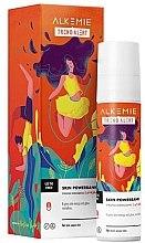 Parfémy, Parfumerie, kosmetika Krém na obličej dodávající energie - Alkemie Use The Force Skin Powerbank Strong Energizing Cream