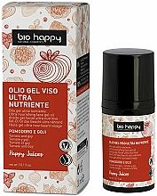 Parfémy, Parfumerie, kosmetika Pleťový gel-olej s rajčem a goji - Bio Happy Face Gel Oiltomato And Goji Berry