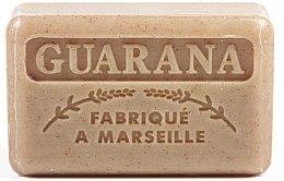 "Parfémy, Parfumerie, kosmetika Marseillské mýdlo ""Guarana"" - Foufour Savonnette Marseillaise Guarana"