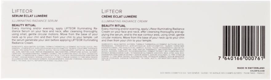 Sada - Chlorys Lifteor Beauty Ritual Global (cr/12ml+ser/10ml) — foto N2