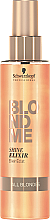 Parfémy, Parfumerie, kosmetika Elixir pro zvýšení lesku pro všechny odstíny blond - Schwarzkopf Professional Blondme Shine Elixir