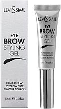 Parfémy, Parfumerie, kosmetika Stylingový gel na obočí - LeviSsime Eye Brow Styling Gel