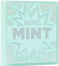 Parfémy, Parfumerie, kosmetika Paletka očních stínů - Huda Beauty Pastel Obsessions (Mint)
