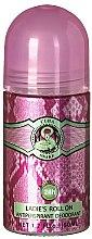 Parfémy, Parfumerie, kosmetika Cuba Jungle Snake - Deodorant roll-on