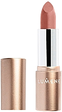 Parfémy, Parfumerie, kosmetika Hydratační matná rtěnka - Lumene Luminous Moisture Matte Lipstick