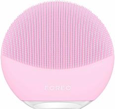 Parfémy, Parfumerie, kosmetika Chytrý kartáček na čištění a kompletní masáž obličeje - Foreo Luna Mini 3 Facial Cleansing Brush Pearl Pink