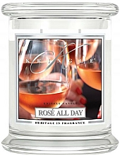 Parfémy, Parfumerie, kosmetika Vonná svíčka ve skle - Kringle Candle Rose All Day
