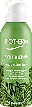"""Parfémy, Parfumerie, kosmetika Sprchová pěna """"Zázvor a máta"""" - Biotherm Bath Therapy Invigorating Blend Shower Foam"""