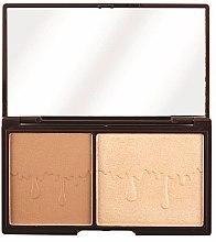 Parfémy, Parfumerie, kosmetika Konturovací paleta na obličej - I Heart Revolution Palette