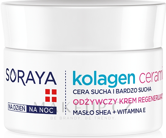 Krém na víčka - Markell Cosmetics Bio-Helix Cream | Makeup.cz