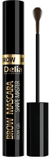 Řasenka na obočí - Delia Shape Master Eyebrow Mascara