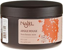 """Parfémy, Parfumerie, kosmetika Kosmetický jíl """"Červený"""" - Najel Red Clay For Healthy Glow"""
